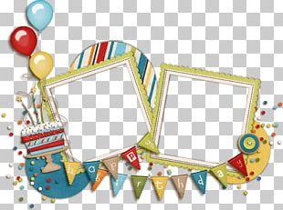 Frames Birthday PNG