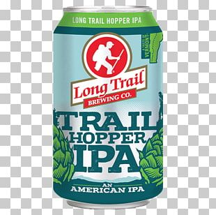 Long Trail Brewing Company Beer India Pale Ale PNG