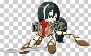 Mikasa Ackerman Eren Yeager Pony Attack On Titan Levi PNG