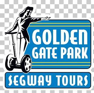 Segway PT Golden Gate Park Segway Tours PNG