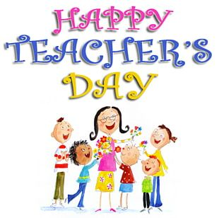 Teachers Day Greeting Card Valentines Day PNG
