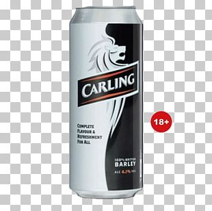 Carling Brewery Lager Ice Beer Molson Brewery PNG