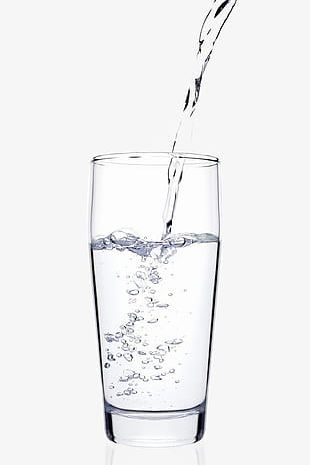 Drinking Pure Water PNG