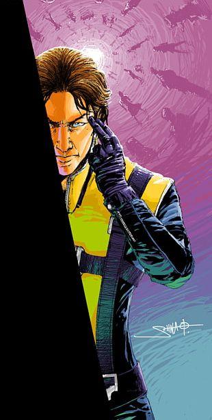Professor X Magneto X-Men: First Class James McAvoy PNG