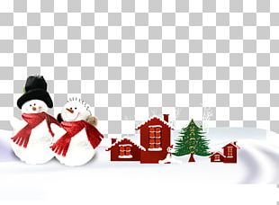 Christmas Snowman New Years Day PNG