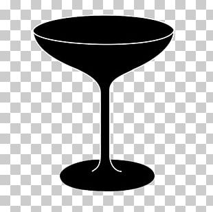 Martini Cocktail Champagne Glass Wine Glass PNG