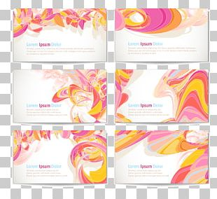 Business Card Visiting Card Pattern PNG
