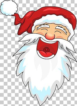 Santa Claus Père Noël Christmas Gift PNG