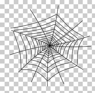 Spider Web Halloween Christmas Decoration PNG