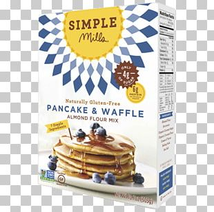 Pancake Waffle Muffin Flour Almond Meal PNG