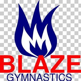 Gymnastics Sport Logo PNG