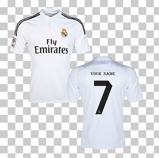 Real Madrid C.F. T-shirt Jersey Kit PNG