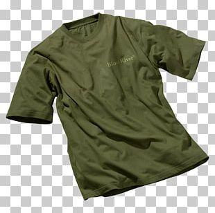 Sleeve T-shirt Jacket Neck PNG