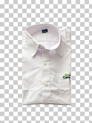 Collar Dress Shirt Sleeve Button Barnes & Noble PNG