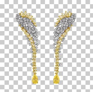 Earring 俊文寶石店 Colored Gold 俊文宝石店 Larry Jewelry PNG