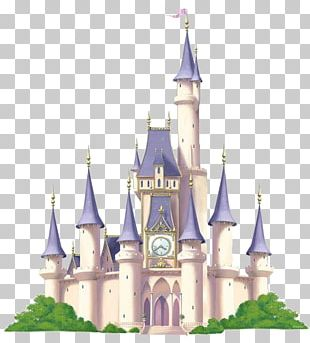 Sleeping Beauty Castle Magic Kingdom Cinderella Castle PNG