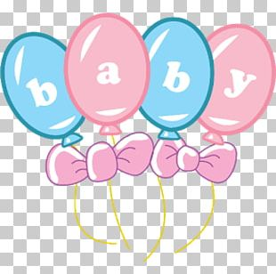 Baby Shower Infant Party Gift PNG