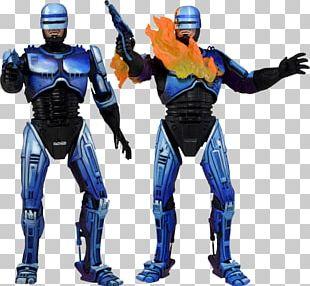 RoboCop Versus The Terminator Skynet National Entertainment Collectibles Association PNG