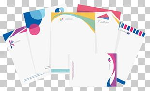 Paper Letterhead Printing Envelope Business Card PNG