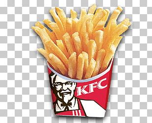 KFC French Fries PNG