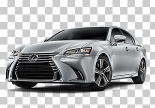 2017 Lexus GS Car Lexus F Luxury Vehicle PNG