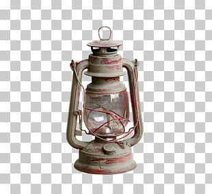 Electric Light Oil Lamp PNG
