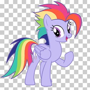 Pinkie Pie Pony Rainbow Dash Applejack Art PNG