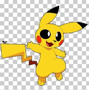 Pikachu Pichu Snorlax Pokémon Drawing PNG
