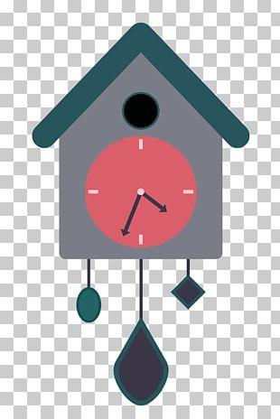 Cuckoo Clock Pendulum Clock Floor & Grandfather Clocks PNG