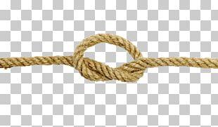 Rope Knot Hemp Gratis PNG