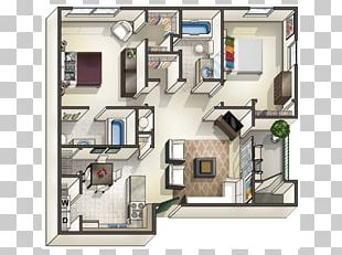 Floor Plan Engineering Property PNG