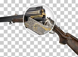 Gun Barrel Firearm Shotgun Combination Gun Weapon PNG