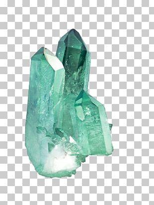 Quartz Metal-coated Crystal Mineral PNG