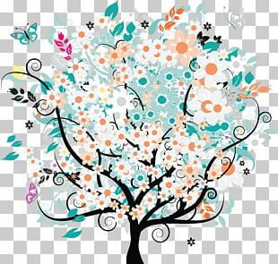 Tree Flower Oak PNG