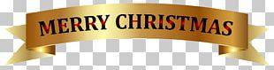 Christmas Banner PNG