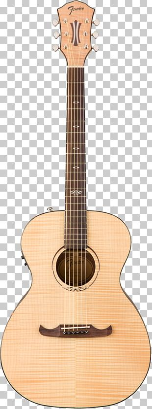 Acoustic-electric Guitar Steel-string Acoustic Guitar Flame Maple Musical Instruments PNG
