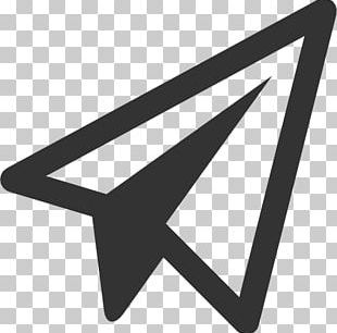 Airplane Paper Plane Icon Design Icon PNG