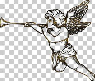 Graphics Cherub Angel Illustration PNG