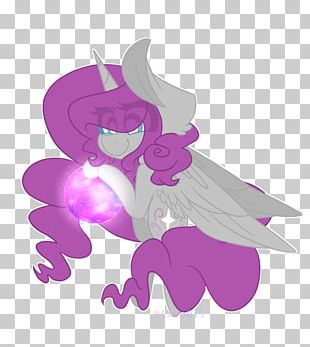 Horse Fairy Pollinator PNG