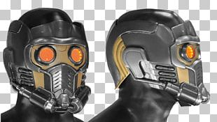 Star-Lord Mask Helmet YouTube Cosplay PNG