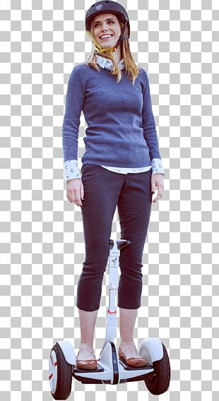 Segway PT Self-balancing Scooter Jeans PNG