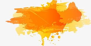 Color Ink Splashes Material [conversion] 1 PNG