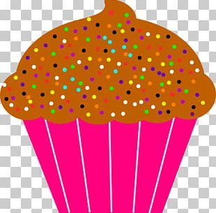 Cupcake Ice Cream Cones Frosting & Icing Birthday Cake PNG
