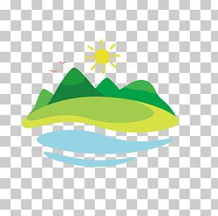 Cartoon Hill PNG
