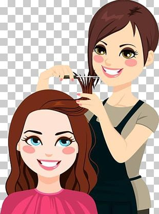 Hairdresser Beauty Parlour Comb PNG