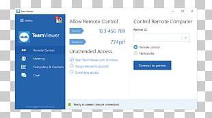 TeamViewer Remote Desktop Software Computer Software Remote Controls Software Cracking PNG
