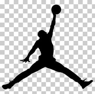 Jumpman Air Jordan Logo Nike Swoosh PNG
