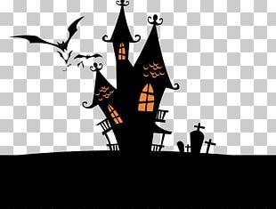 Halloween Bats Facebook PNG