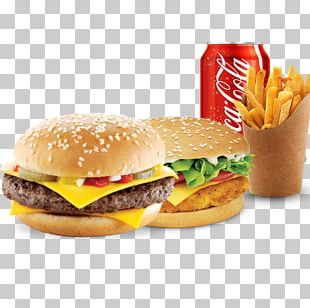 McDonald's Quarter Pounder Hamburger McDonald's Big Mac Cheeseburger French Fries PNG