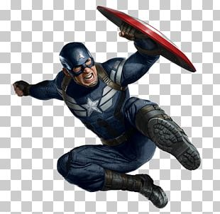 Captain America's Shield Black Widow Black Panther Falcon PNG